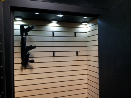 turn closet into gun safe 2