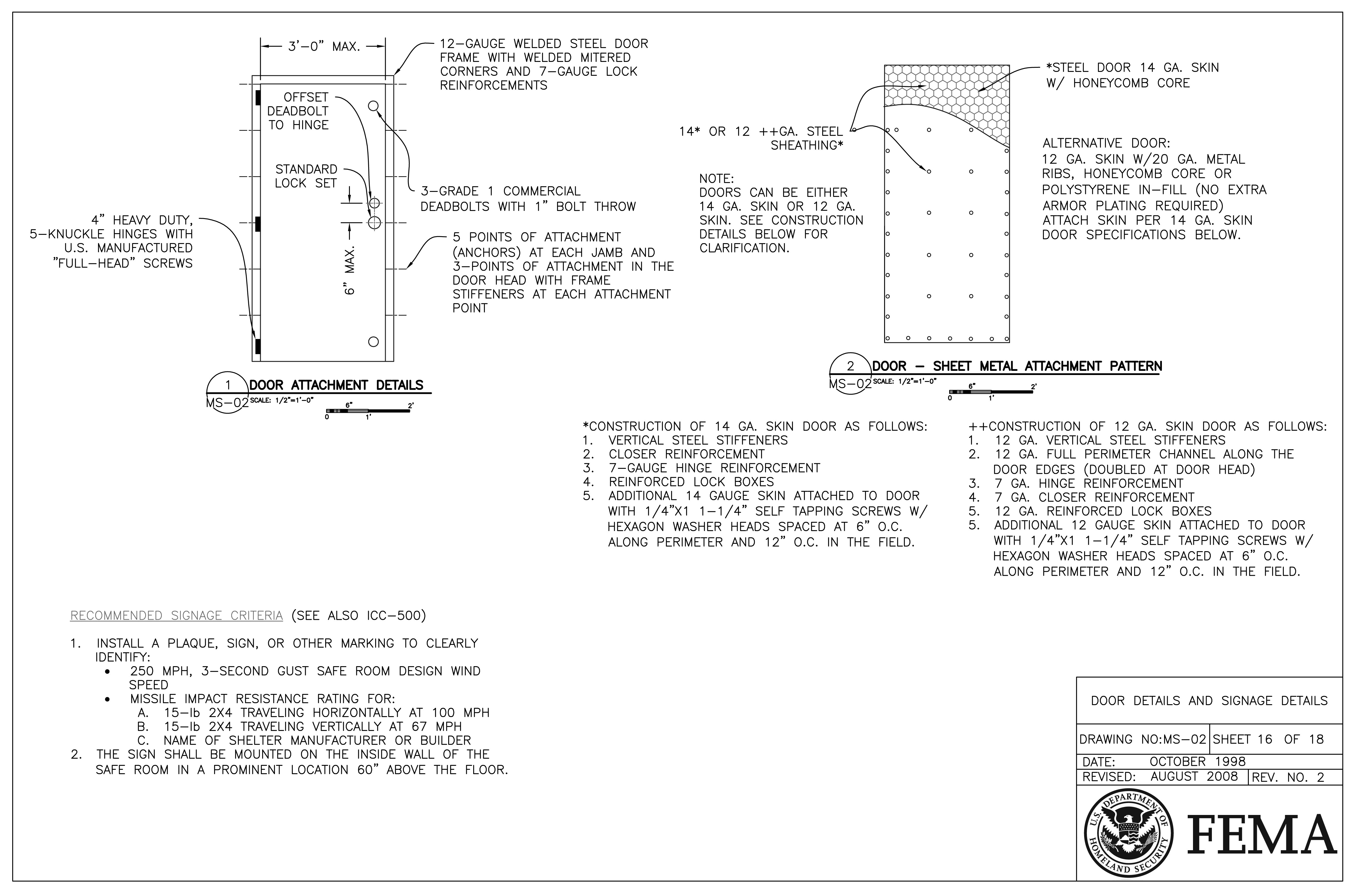 Awe Inspiring Fema320Doorplans Home Interior And Landscaping Mentranervesignezvosmurscom