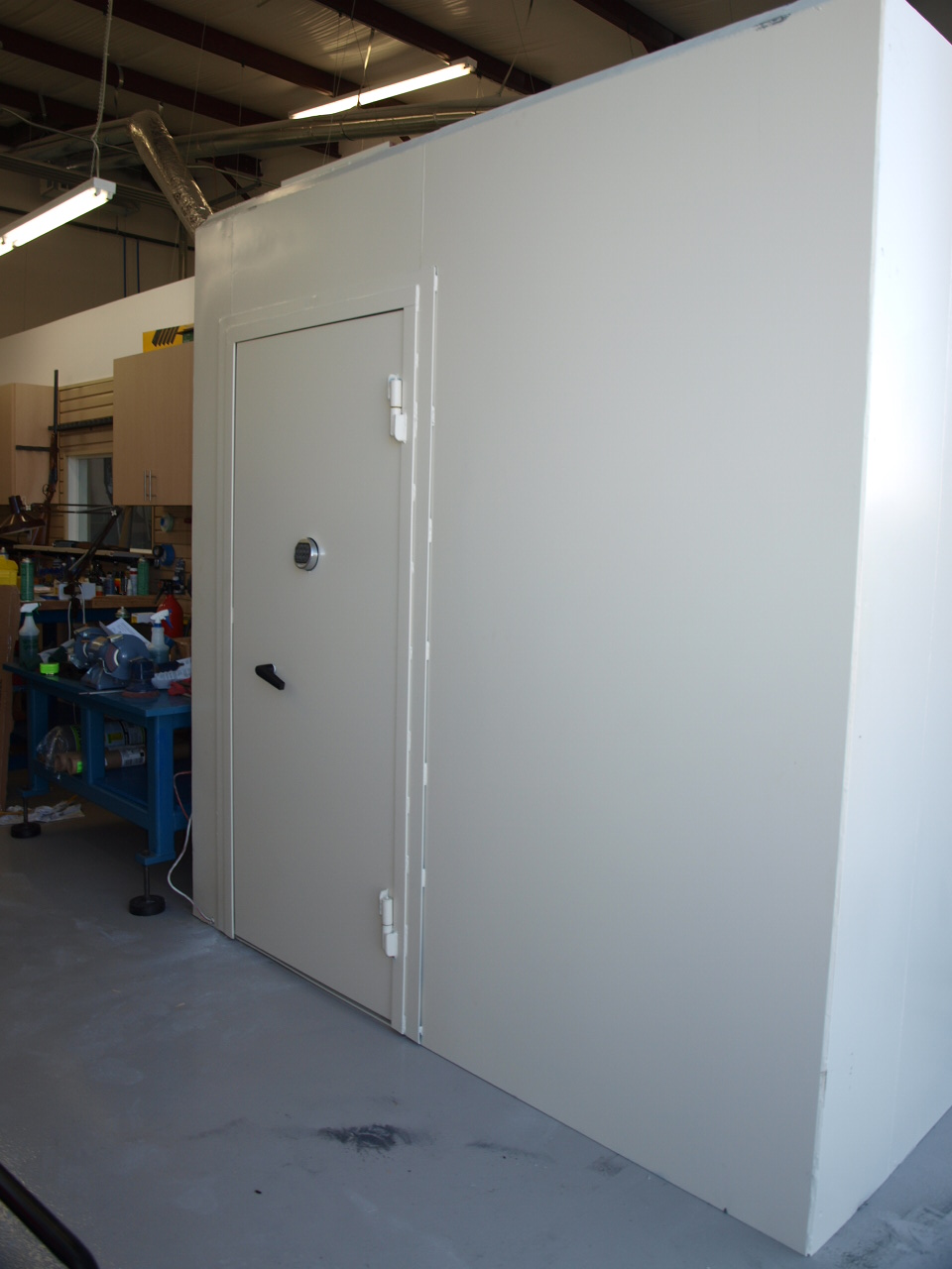 relocatable gun room